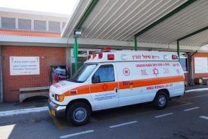עבודה באבטחת בתי חולים